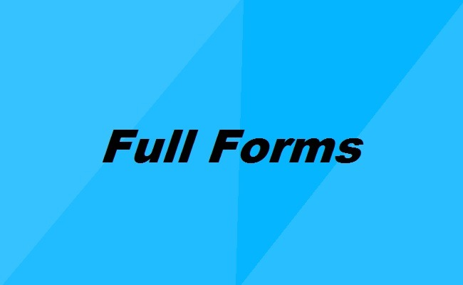 Computer Abbreviations & Full Forms List