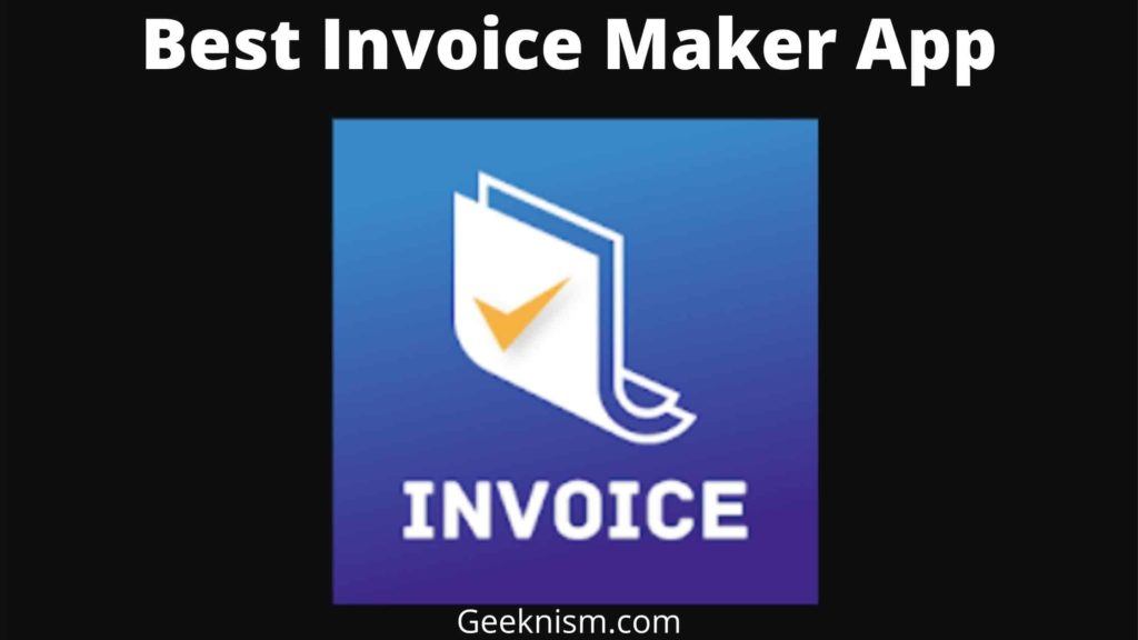 Best Invoice Maker App