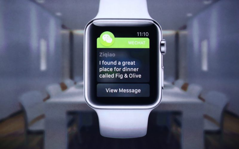 Change Text Size on Apple Watch