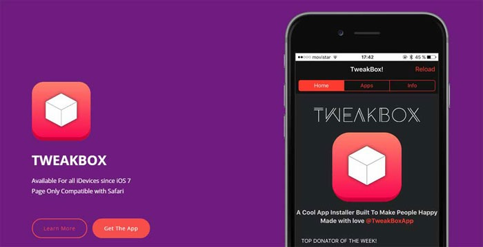 Tweakbox App – Tweakbox APK for Android, iOS, PC [2018 Edition]