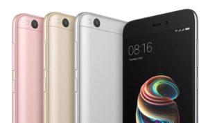 Xiaomi Redmi 5A Launched in India [Desk ka Smartphone]