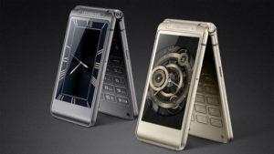 Samsung Flip Phone W2018