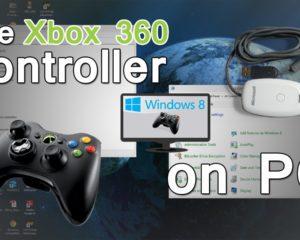 Xbox 360 Controller Driver Windows 10