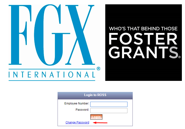 FGXI Ross Password Recovery