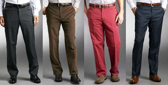 Trouser Styles