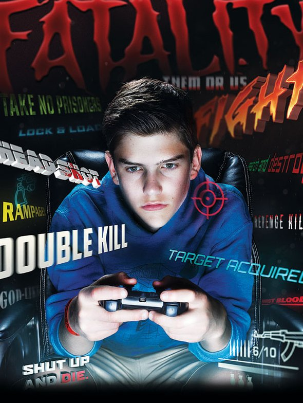 Essay on Computer Games Encourage Violence