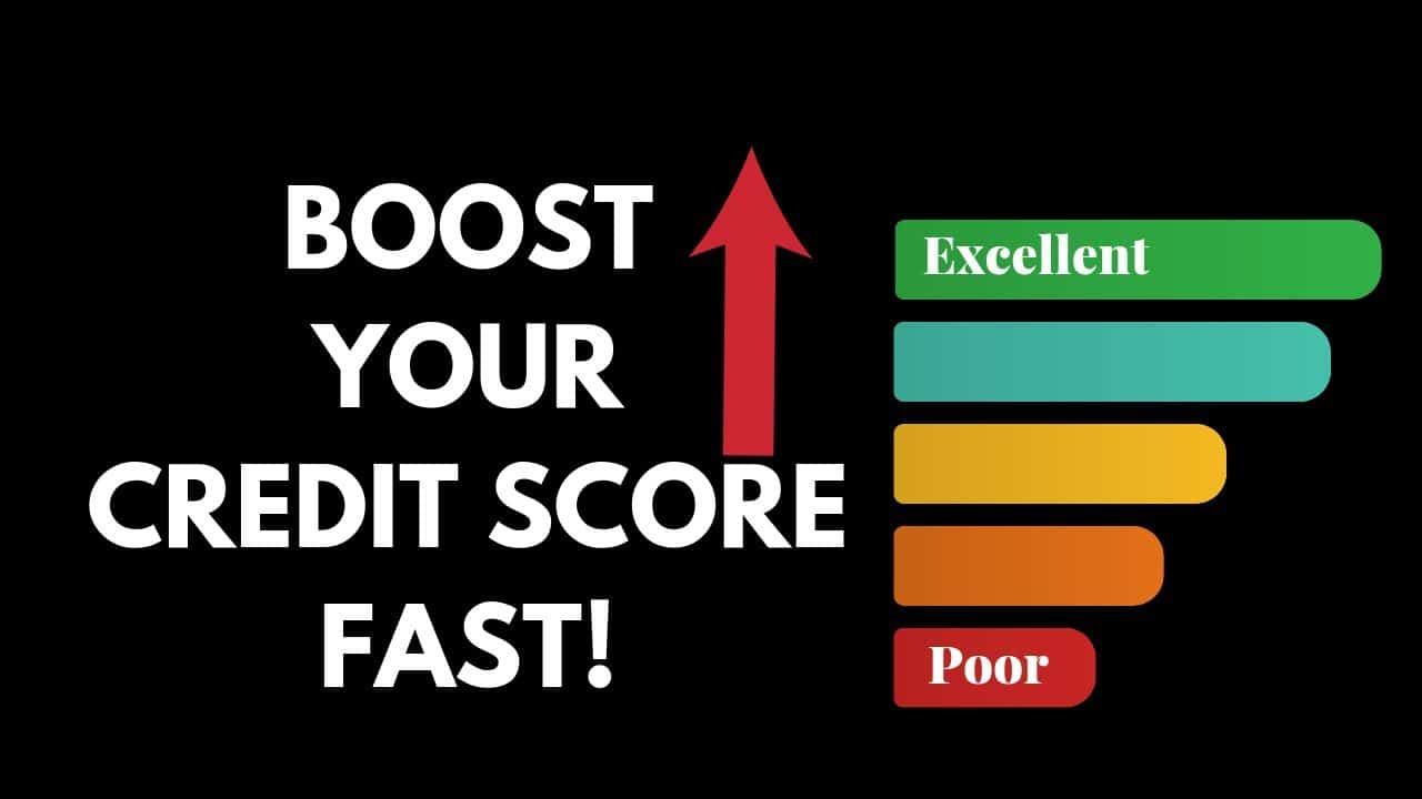 Boost Credit Score