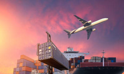 Sea or Air Freight