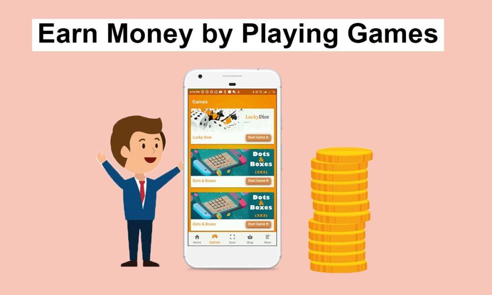 Online earn money game download