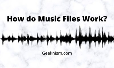 How do music files work