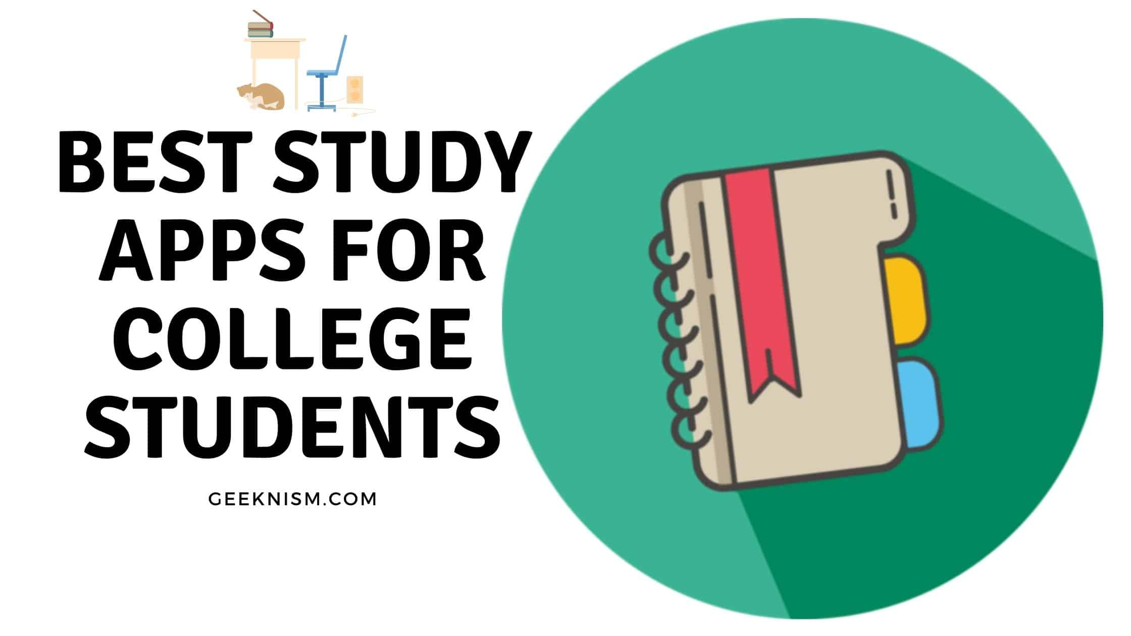 Best Study Apps for College Students