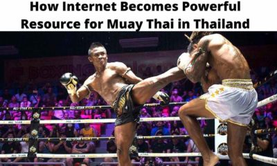 How Internet Becomes Powerful Resource for Muay Thai in Thailand