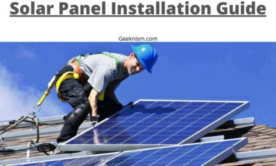 How to Install Solar Panel at Home