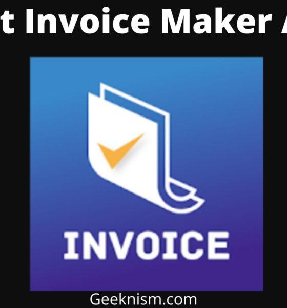 Best Invoice Maker App