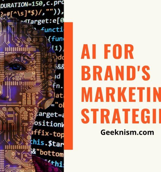 AI for Brand's Marketing Strategies