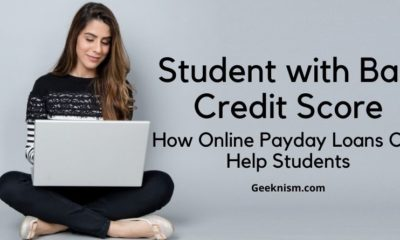 Student With Bad Credit Score