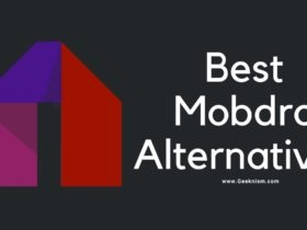 Mobdro Alternatives