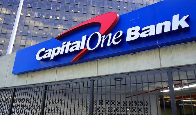 Capital One Bank Routing Number