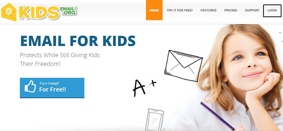 Kidsemail Org Login