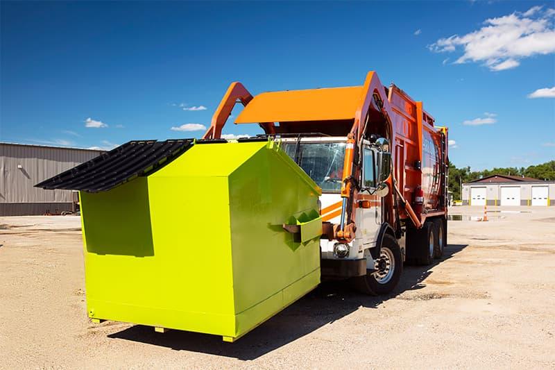 Dumpster Rental for Business