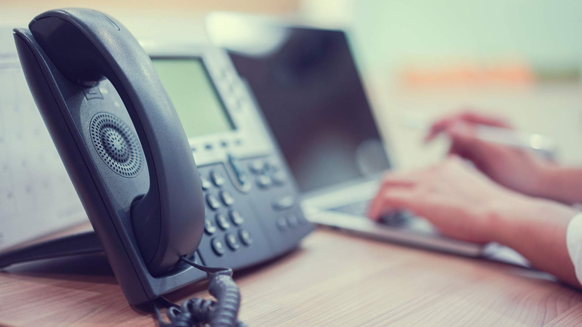 Install VoIP Phone System